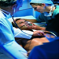 mission style painted trim